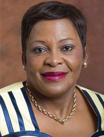 Former Minister of Water and Sanitation Nomvula Mokonyane. DWS Website.