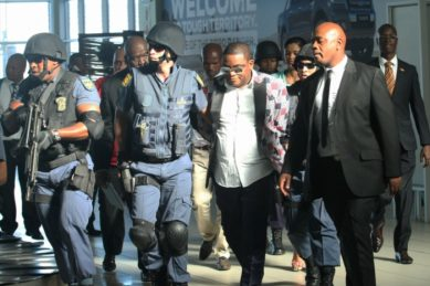 Court hears how Dike attended rally calling for Omotoso's release