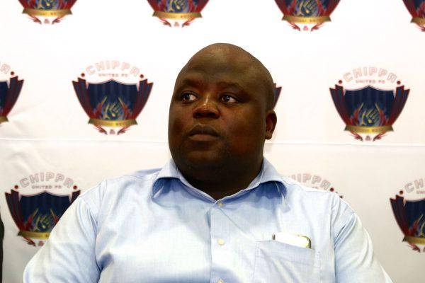 Chippa United chairman Siviwe 'Chippa' Mpengesi (Photo by Richard Huggard/Gallo Images)
