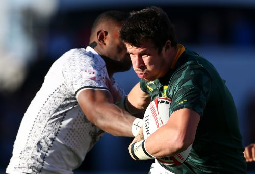 FILE PHOTO: Ruhan Nel was a standout performer for the Blitzboks. (Photo by Sarah Crabill/Gallo Images)