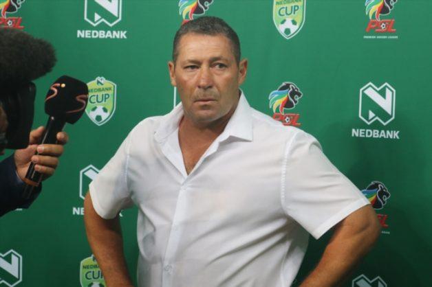 Stellenbosch sign Dutch goalkeeper