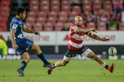 Lionel and the Lions wary of wayward Jaguares