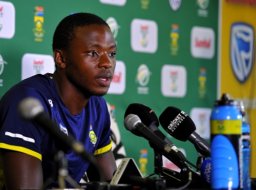 ICC play ball in keeping Rabada in the frame