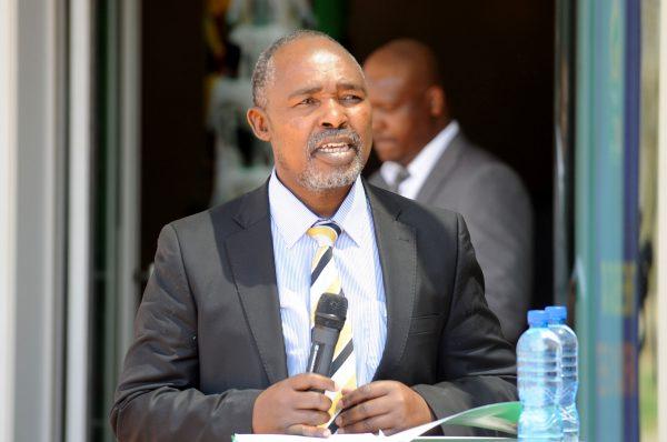 Former Safa vice-president, Chief Mwelo Nonkonyana Photo by Lee Warren / Gallo Images