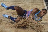 Athletix Grand Prix wrap: Samaai leaps into Paarl's hearts