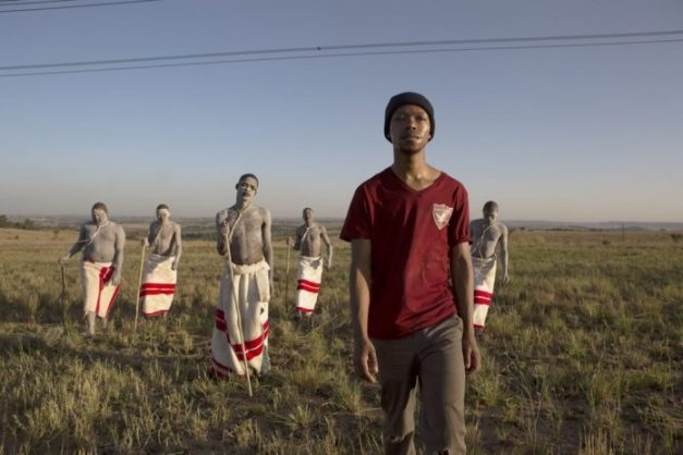 A scene from 'Inxeba - The Wound'.