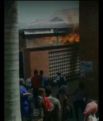 Students arrested during UniZulu violent protest