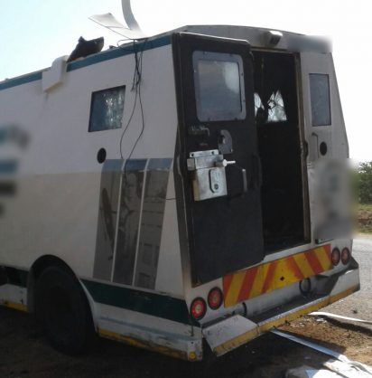 Police make major breakthrough following failed Limpopo cash-in-transit heist