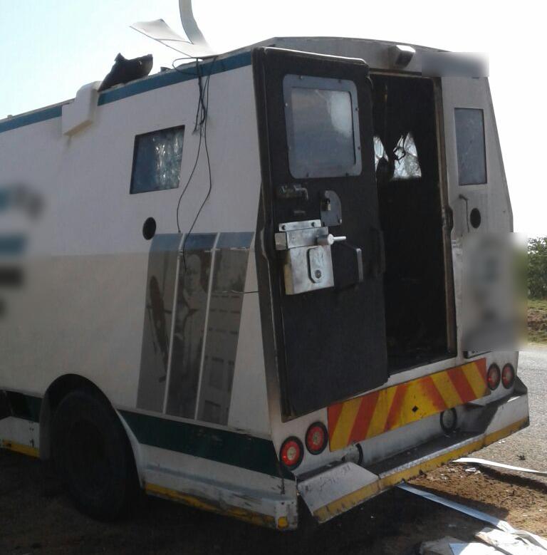Police make major breakthrough following failed Limpopo cash-in-transit heist