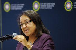 DA's Cape Town 'enemy' backs De Lille against them