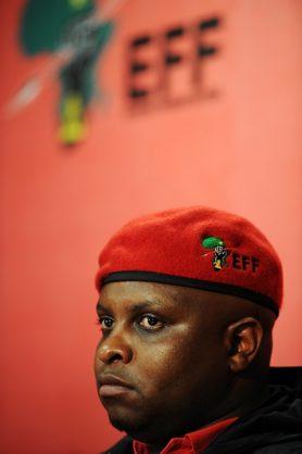 EFF deputy Floyd Shivambu. Picture: Gallo Images / Beeld / Mary-Ann Palmer