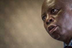 Mashaba apologises for what he said but not what he did