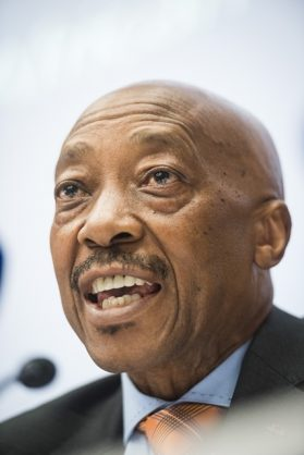 Former Sars commisioner Tom Moyane. Picture: Jacques Nelles