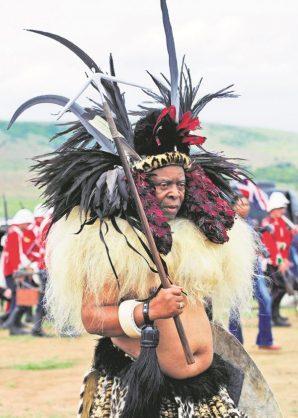 Juju lays into Zulu King Zwelithini