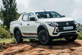 New special-edition Mitsubishi Triton aims for the top