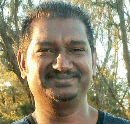 Pravesh Sooknandun went missing on Wednesday morning.
