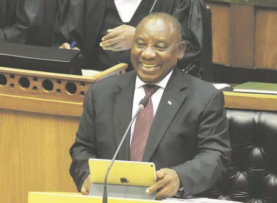 188f51bba922 President Cyril Ramaphosa during oral replies at the National Assembly in  Parliament