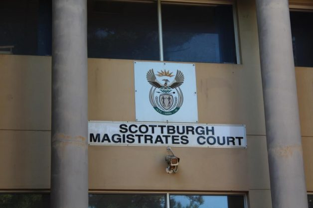 Scottburgh Magistrate's Court.