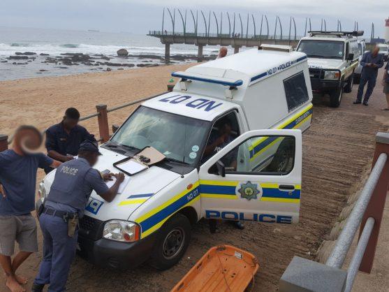 Man's body found in ocean off uMhlanga Beach
