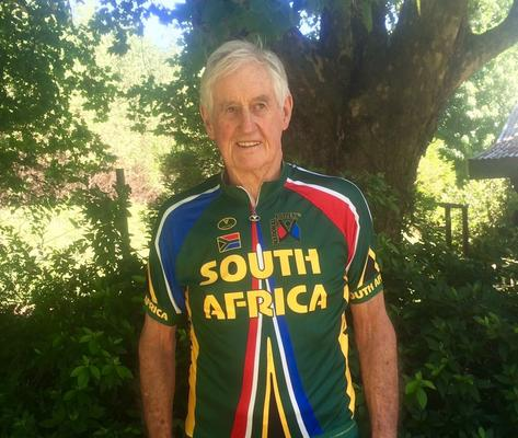 83-year-old Duncan back after eight years to ride in KZN mountain bike race