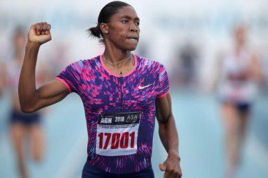 Semenya headlines top-class field in 800m in Diamond League in USA