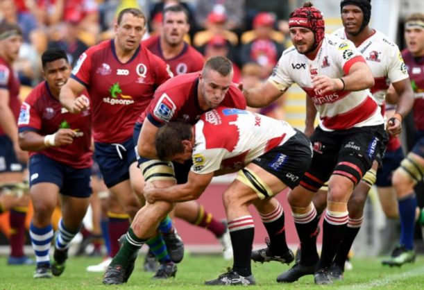 Flat Lions' second-half fightback not enough
