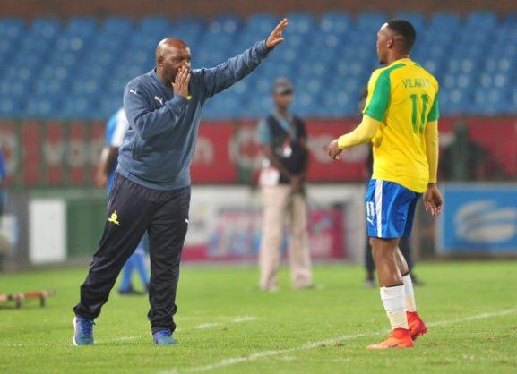 Mosimane hails Zwane and Vilakazi's flamboyant displays
