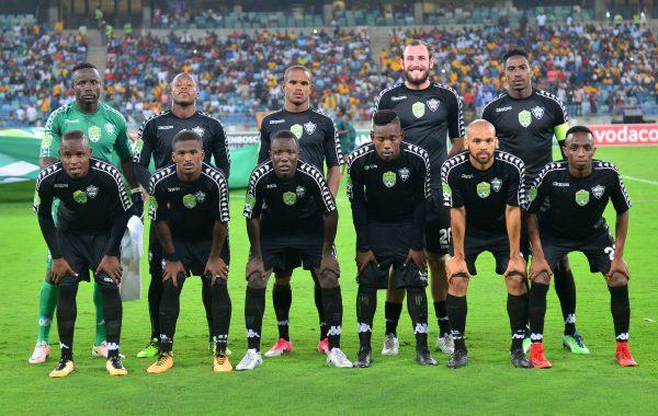 Stellenbosch FC team picture (Samuel Shivambu/BackpagePix)