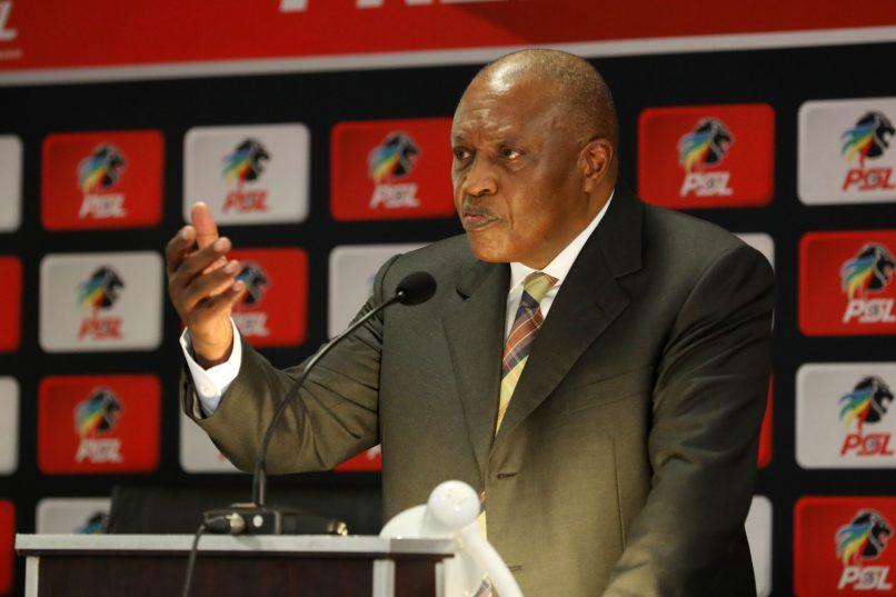 Irvin Khoza, chairman of the PSL (Muzi Ntombela/BackpagePix)