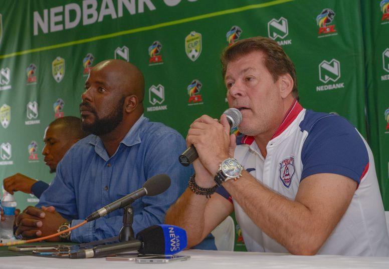 Kaizer Chiefs fans give me hope - Ntshangase