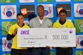 Banyana get R500k for winning Cosafa Cup last year