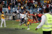 Safa condemn Nedbank Cup fan riots