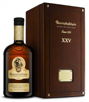 Lock, stock and wine barrel: Bunnahabhain