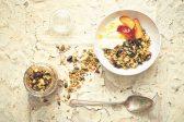 Recipe: Cranberry and pumpkin seed muesli