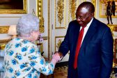 Ramaphosa in UK for good of SA, not to take orders