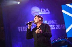 Kurt Darren hangs up on Eusebius on air after anthem question
