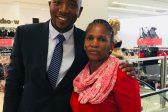 White man thinks Mmusi Maimane's mum's name is 'Dumelang'