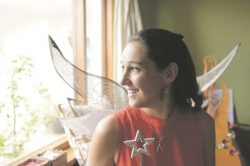'Fairy godmother' helps people catch their dreams
