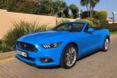 DRIVEN: Ford Mustang 5.0-litre GT Convertible