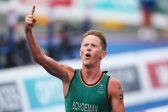 Gold for Henri Schoeman as SA open account