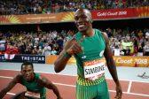 WATCH: Speedy Akani Simbine has 'amnesia'