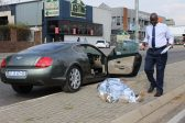 Sandton Bentley 'hit' reportedly linked to government contract