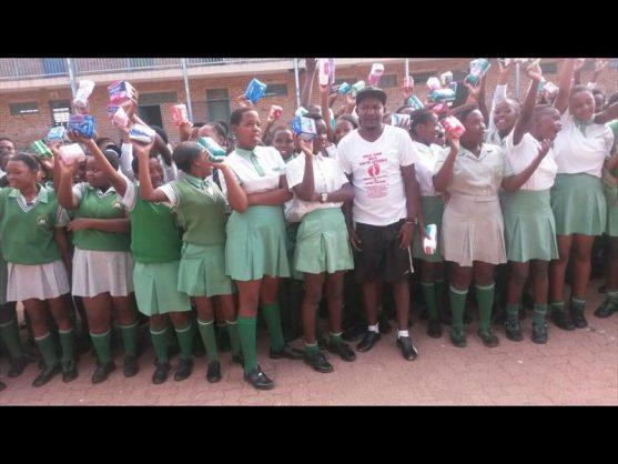 Mpumalanga schoolgirls to get free sanitary pads