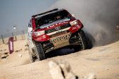 Victory for Toyota Gazoo racing SA on opening stage of Qatar Cross-Country Rally