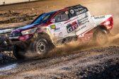 Toyota Gazoo Racing SA crews invade Morocco