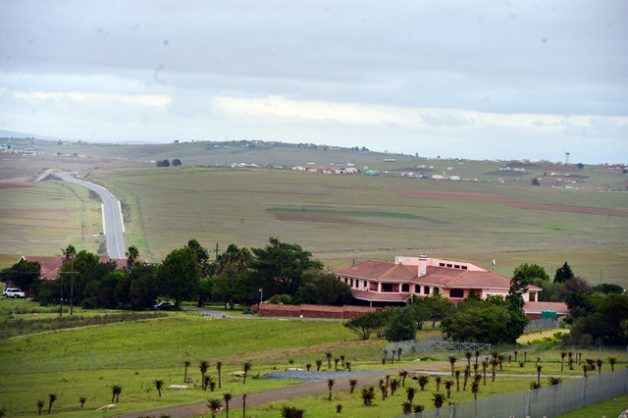 The Mandela homestead in Qunu in the Eastern Cape. The abaThembu royal family has thrown its weight behind Winnie Madikizela-Mandela's fight to inherit the property. Picture: Gallo Images