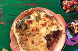 Recipe: Rump steak and cheesy enchiladas