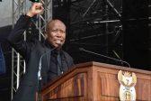 Malema not keen on journalist acknowledging Mandela and De Klerk's peace prize