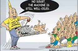 This is the Siwela Zuma cartoon everyone's talking about