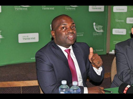 Tshwane mayor Solly Msimanga. Photo: File